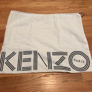 Kenzo dust bag